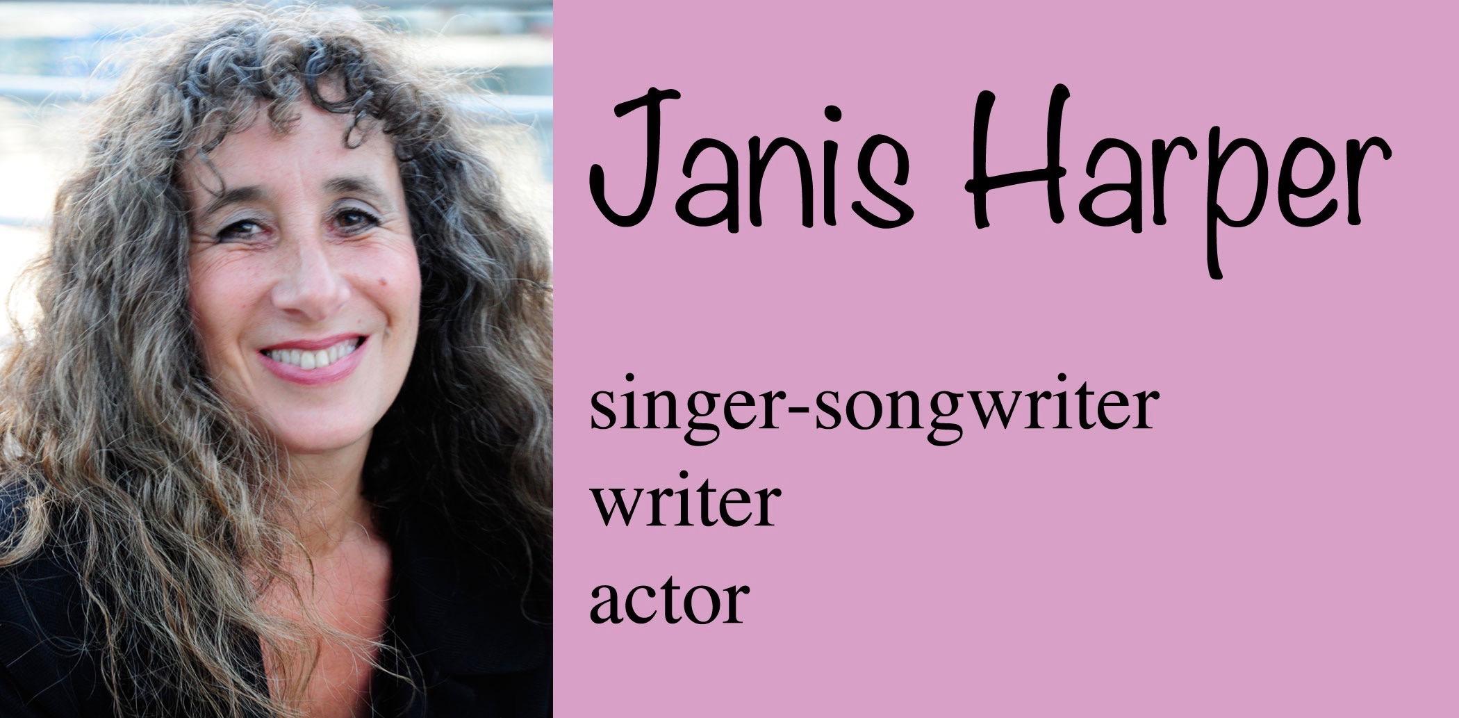 Janis Harper
